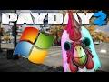 Microsoft Jacket Bank Heist Payday 2 Mod mp3