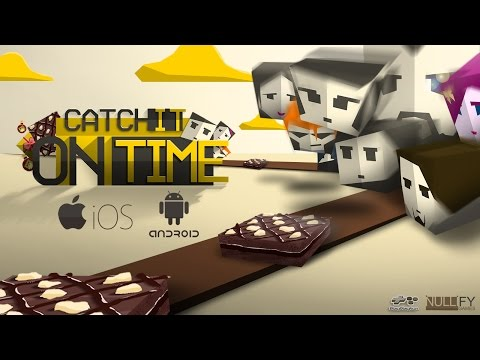 Catch It On Time Announcement Trailer