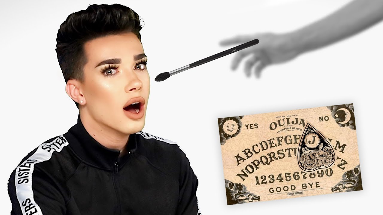 A Ghost Does My Makeup