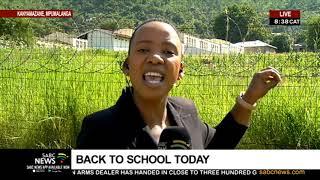 Back to School | Mpumalanga Education Dept's failure to finish renovating schools a concern
