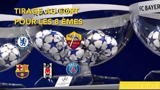 CHAMPIONS LEAGUE 2017-18 : Bilan des 16 équipes qualifiées en 8èmes de Finale et tirage au sort