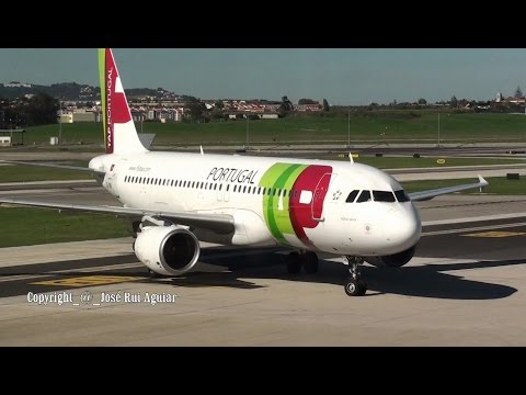 Lisbon Airport Ground Handling Service Landings Take-offs TAP Emirates Lufthansa Swiss United