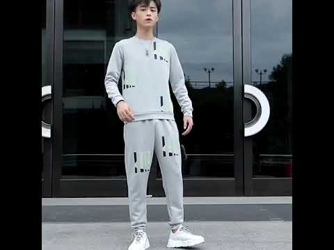 CPMAX 韓系休閒運動套裝 運動外套 運動長褲 運動服 運動套裝 休閒運動上衣 長褲 上衣 運動裝 男上著 O90