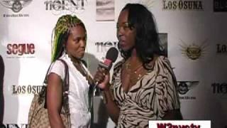ESPY AWARDS 2010 KK HOLIDAY JAMAICAN JERK WELCOME2NYC HOST DANGERUS DIVA