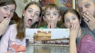 What Makes India Amazing? Family Reaction