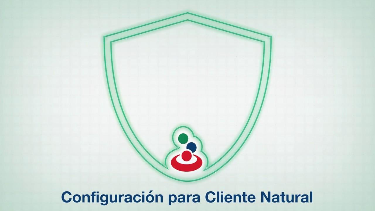 Configuración de Entrust como Token o sistema de validación para clientes  Banesco