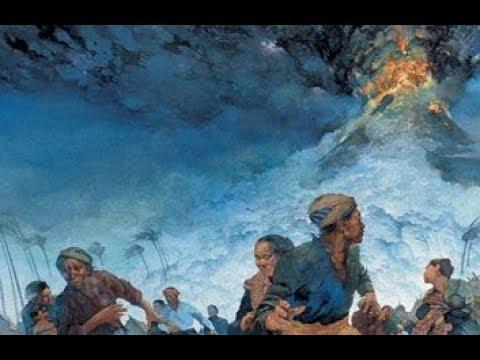 hqdefault - Les volcans :Tambora