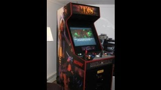How To Build A Mame Arcade Mortal Kombat 3 Cabinet