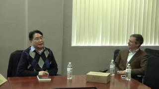 A lecture with Qiu Xiaolong
