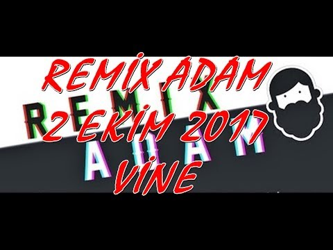 Remix Adam - Aleyna Tilki Erik Dalı (2 EKİM 2017)