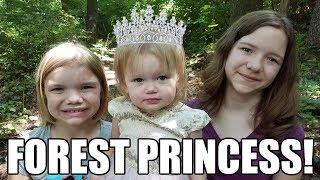 The Forest Princess Challenge! Babyteeth4 Mini Movie