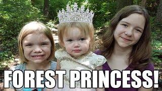 The Forest Princess Challenge! Babyteeth4 Mini Movie