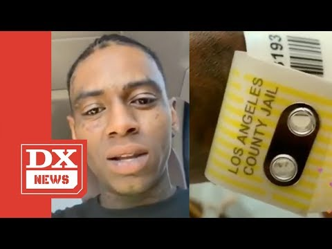 Soulja Boy Says He's Not Going Out Like Tekashi 6ix9ine & Gets Out Of Jail