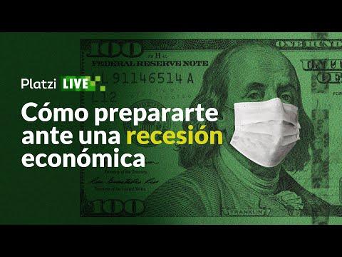 Cómo prepararte para una recesión económica | Platzi | Finanzas