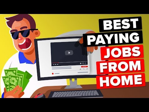 Highest Paying Jobs You Can Do From Your Bedroom