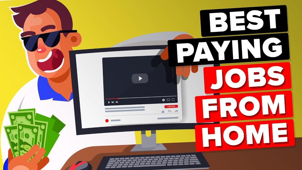 Најплатените работи што можете да ги работите од дома