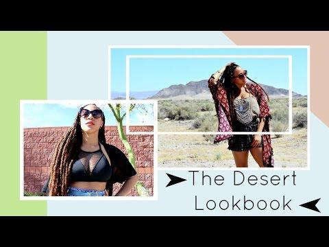 Thrift Festival Outfits x The Desert Lookbook x Indigenous Destiny