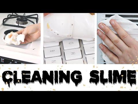 3-Ingredient Cleaning Slime