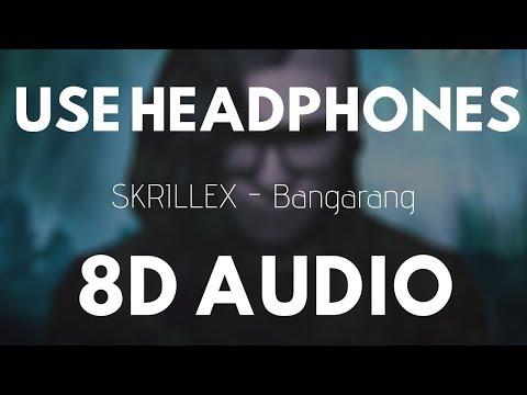 SKRILLEX - Bangarang (8D Audio) feat. Sirah |
