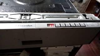 встраиваемая посудомоечная машина Electrolux ESL 98810 ремонт