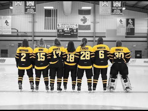 2/17/2018 Adrian College Women's ACHA DI Hockey vs. Michigan