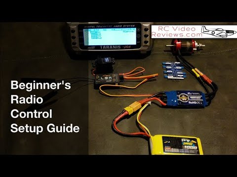 How to Setup a Radio Control System - A Beginner's Guide