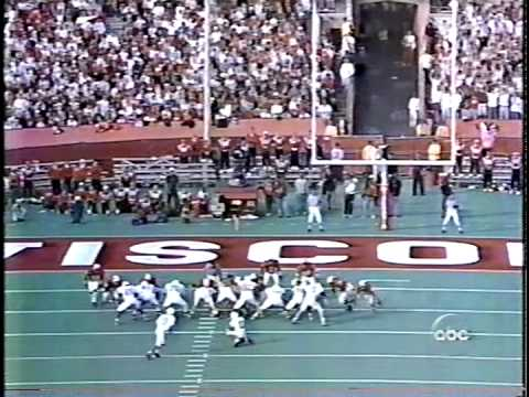 #3 Penn State at Wisconsin - 9/28/1996