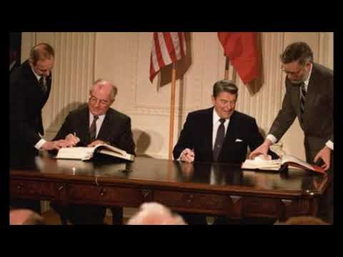 Russia's Gorbachev Slams Trump's Move To Quit INF As A Clear