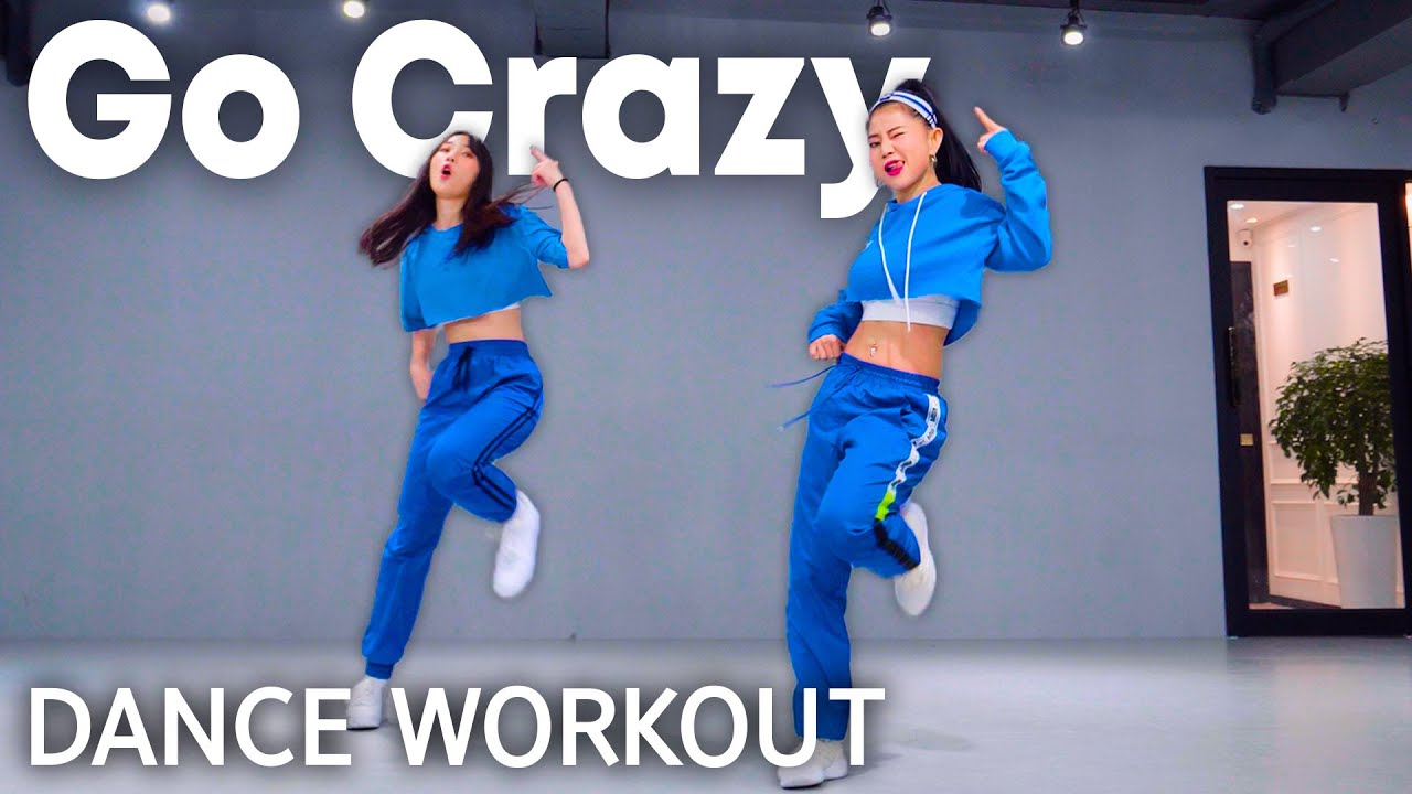 [Dance Workout] Chris Brown, Young Thug - Go Crazy | MYLEE Cardio Dance Workout, Dance Fitness