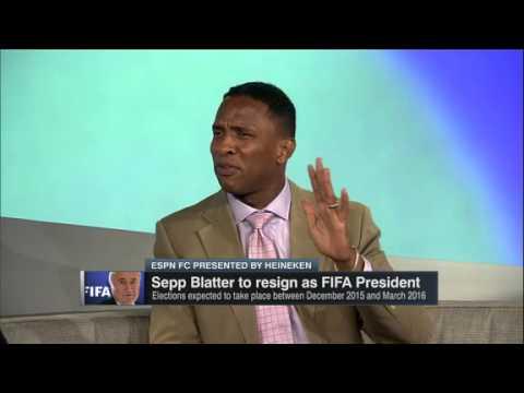 Moreno: The end of an era for FIFA