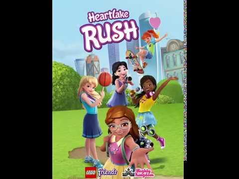 Lego Friends Heartlake Rush Aplikasi Di Google Play