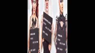 Adore Delano ft. Alaska: I Look Fuckin Cool (Fan Made Instrumental)