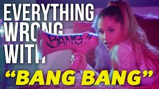 "Everything Wrong With Jessie J - ""Bang Bang"""