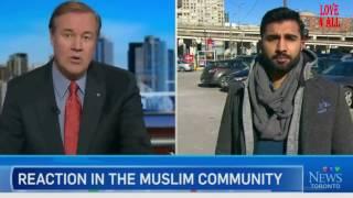 Quebec Mosque Shooting Ahmadiyya Muslim Community