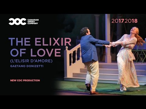 2017/2018 Season - The Elixir of Love