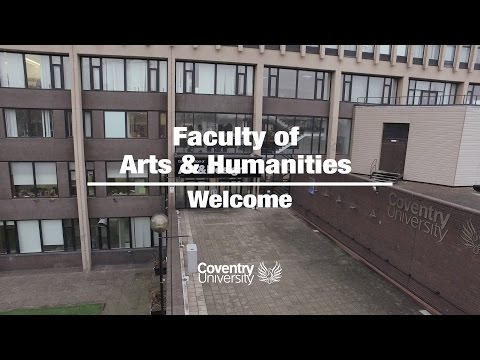 Welcome to the Faculty of Arts & Humanities
