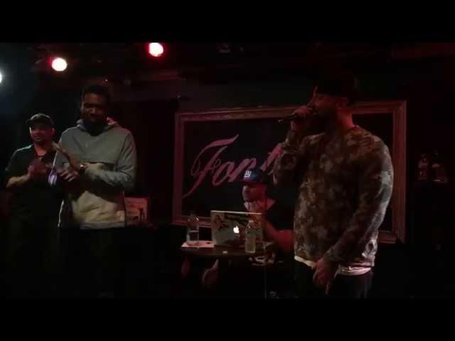 DJ D LIVE @iSTANDARD SHOWCASE APRIL 13TH 2015
