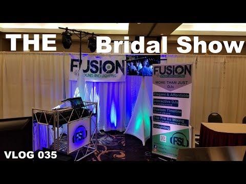 Bridal Show | Vlog 035 | North Carolina | DJ Wedding Marketing