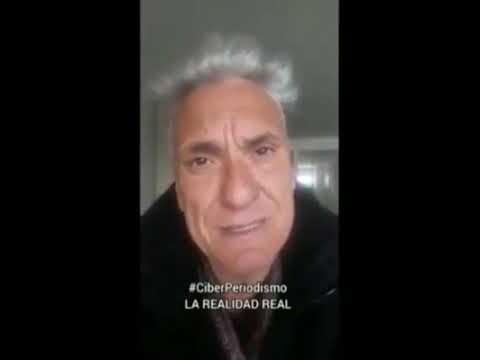 El agresor de Robertito se grabó arrepentido