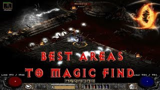 The Best Areas To Magic Find In Diablo 2