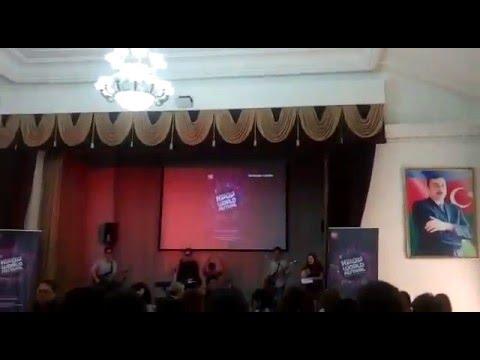 kpop boy band SAMSUNG  ENGINEERING in Azerbaijan kpop FESTIVAL PT2