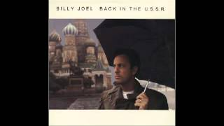 BILLY JOEL: The First Night in the USSR 1987 (FULL SHOW)
