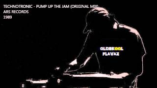 Technotronic Featuring Felly - Pump Up The Jam (Original Mix)