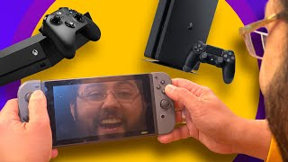 The absolute BEST game console you can buy now