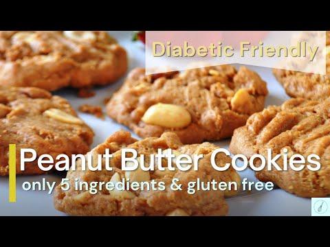 Best Easy Peanut Butter Cookies Recipe Gluten Free Peanut Butter Cookies