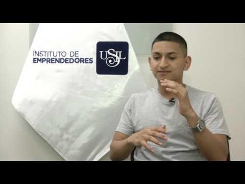 USIL Emprendedor Lima Norte: Brandon Cardoza