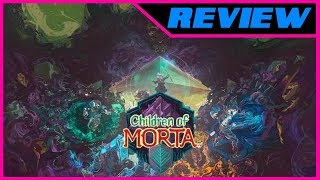 REVIEW // Children of Morta (Video Game Video Review)