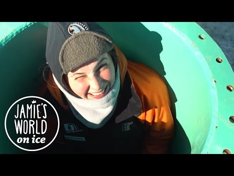 Under The Sea In Antarctica! | Jamie's World on Ice | Episode 3