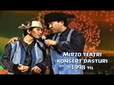 Mirzo Teatri - Gap Yo'q Nomli Konsert Dasturi 1998.yil