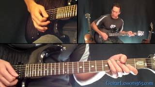 Summer Song Guitar Lesson Pt.2  - Joe Satriani - Verse